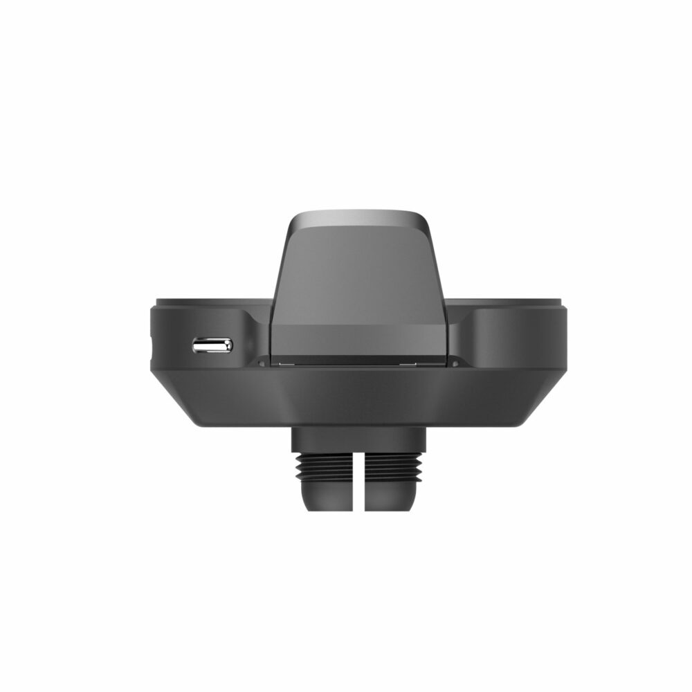 Support voiture avec charge à induction Hisbiscus Corail Evetane