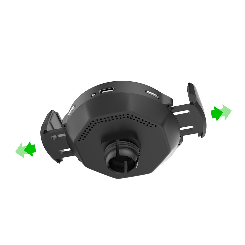 Support voiture avec charge à induction Multi Yeux Evetane