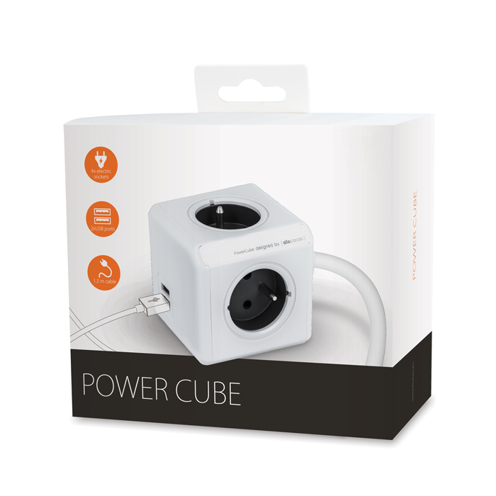 Multiprise Power Cube