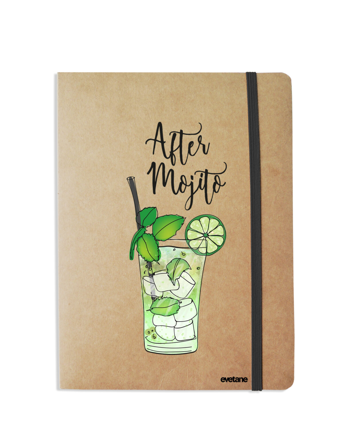 Pack Shopping bag + Carnet A5 After Mojito