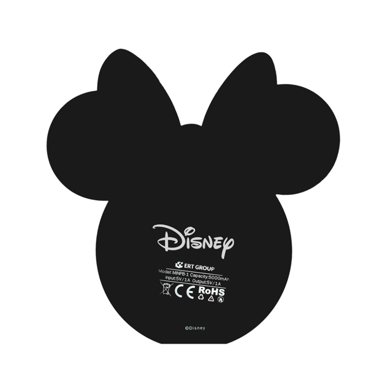 Power Bank Disney MINNIE MIRROR 5000mAh - Noir